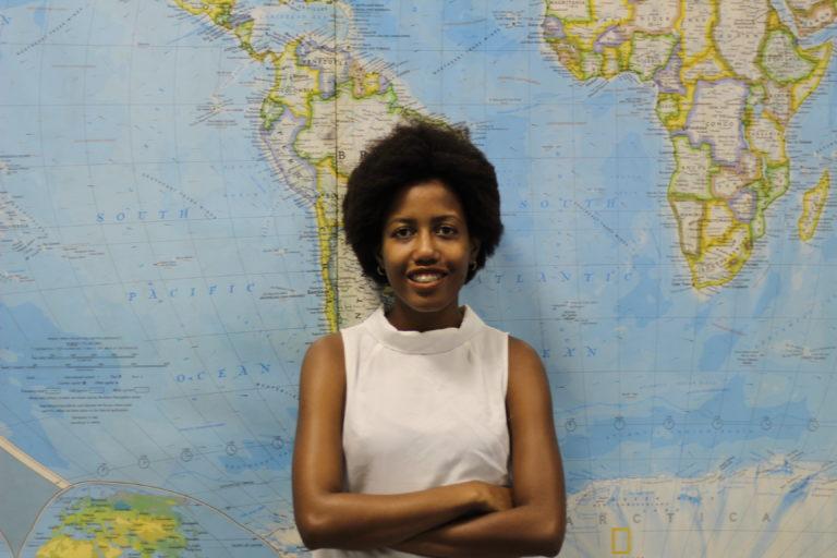 Ana Beatriz - Presidente
