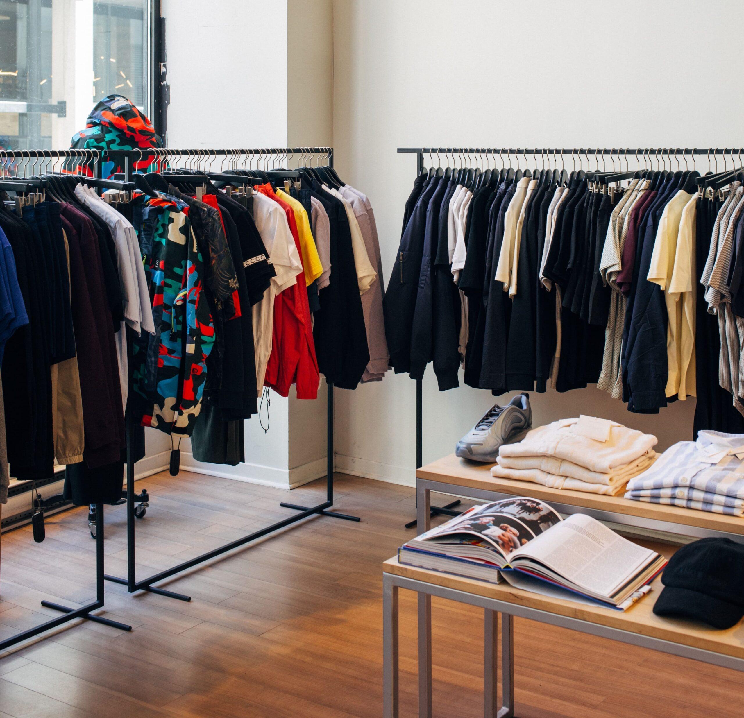 comercio da moda
